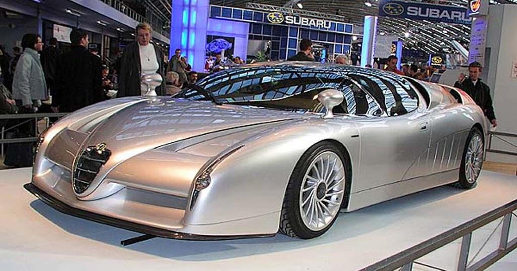 Automotive Database: Alfa Romeo Scighera