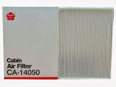 Cabin Air Filter - Filter AC Suzuki Grand Vitara