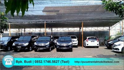 Harga rental Mobil Bekasi Timur
