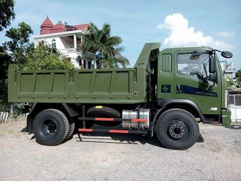Can ban xe ben dongfeng 7T8 78 tan xe ben dongfeng 2 cau tai trong 7T8 78 tan xe ben dongfeng