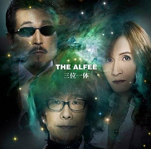 [Album] THE ALFEE – 三位一体 (2015.12.23/MP3/RAR)