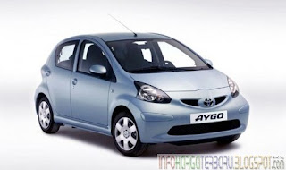 Harga Daihatsu Ayla Spesifikasi 2012