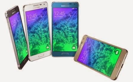 Samsung Galaxy Alpha resmi diperkenalkan, dengan body logam