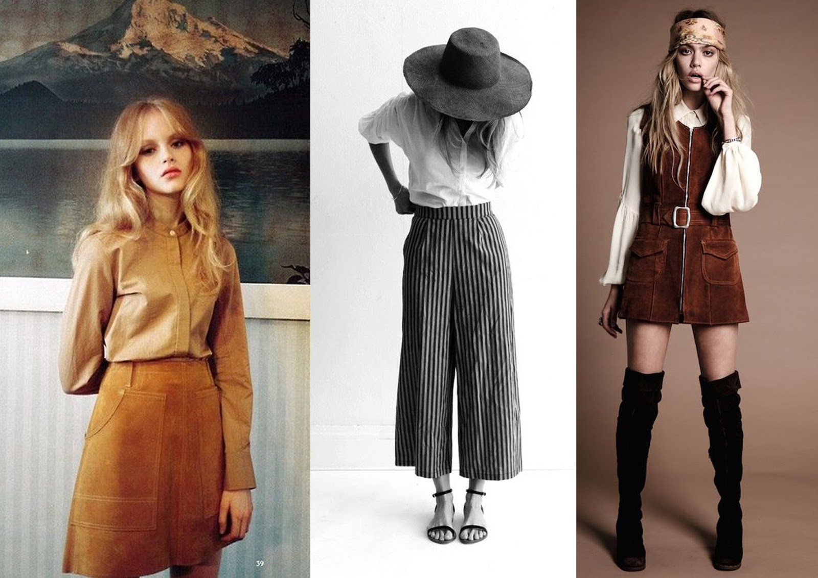 Cocoa May How To Wear 70s Style