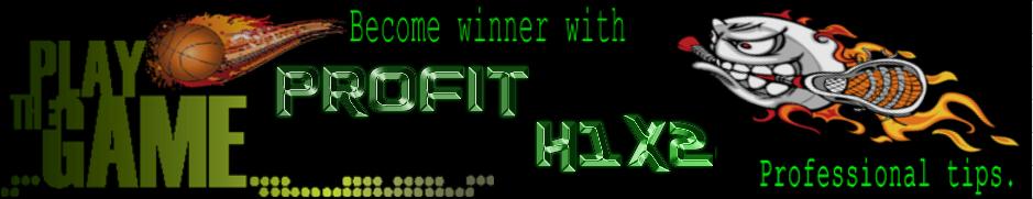 Profit h1x2