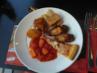 Have What You Fancy At Red Hot World Buffet