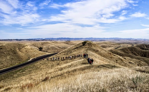 Little Big Horn Battlefield National Monument