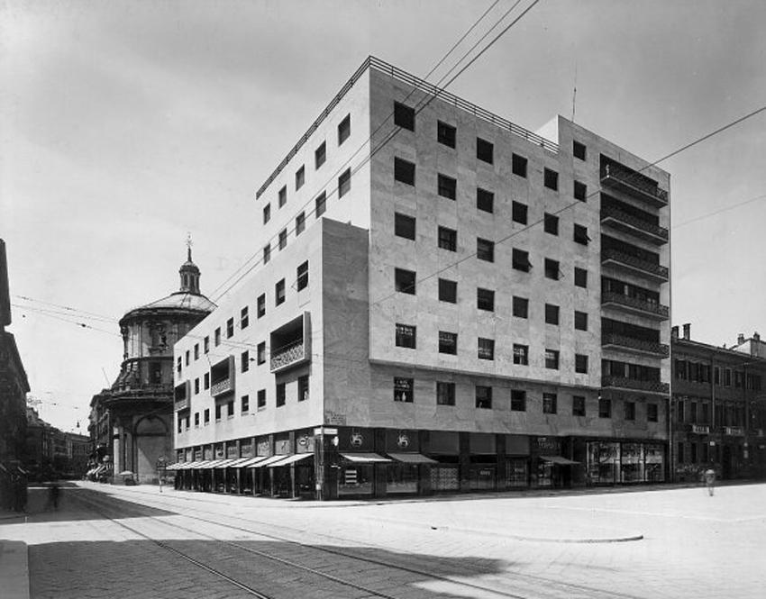 Palazzo beltrade terzo stravolgimento per il palazzo portaluppi urbanfile blog - Lavoro architetto torino ...