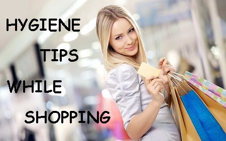 Best Hygiene Tips while Shopping