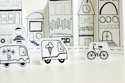 http://madebyjoel.com/2010/05/paper-city-vehicles.html