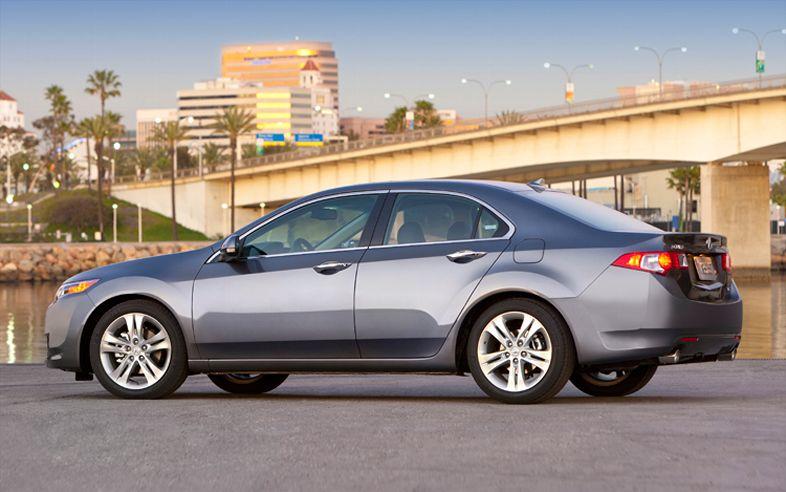 Car-Models-com: 2010 acura tsx v-6