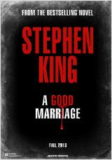 Comienza el rodaje de A Good Marriage, de Stephen King