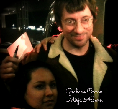 graham coxon fan, graham coxon blur 2013
