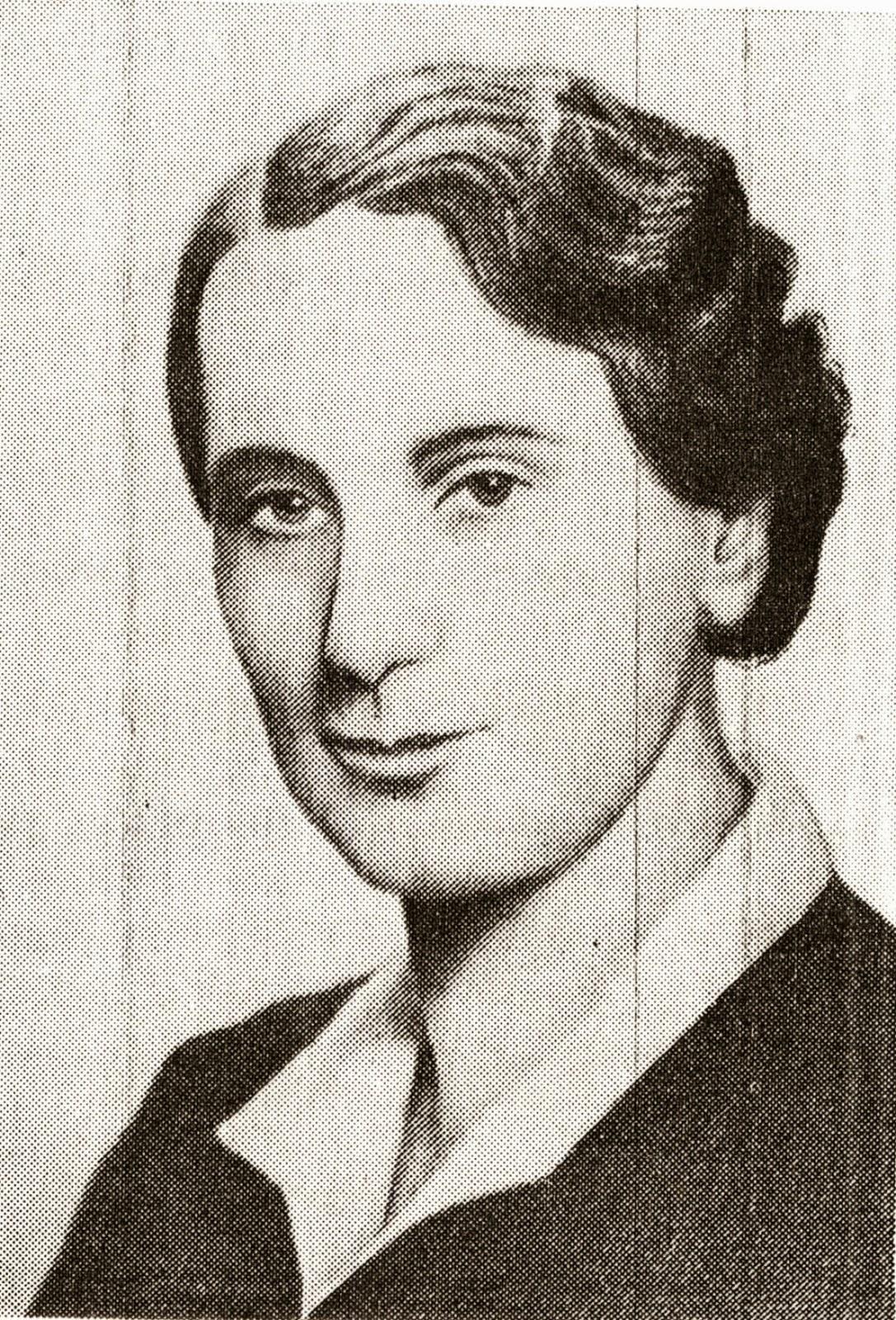 Dr medycyny Zofia Górka (1894 - 1957).
