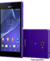 Spesifikasi Sony Xperia M2 Aqua