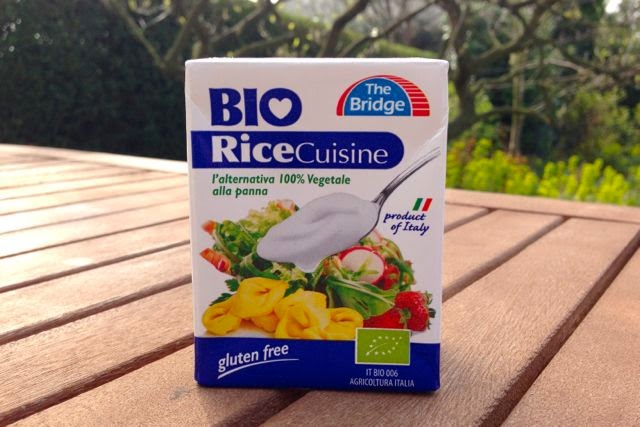The Bridge - Bio Rice Cuisine Dairy Free Vegan Rice Cream