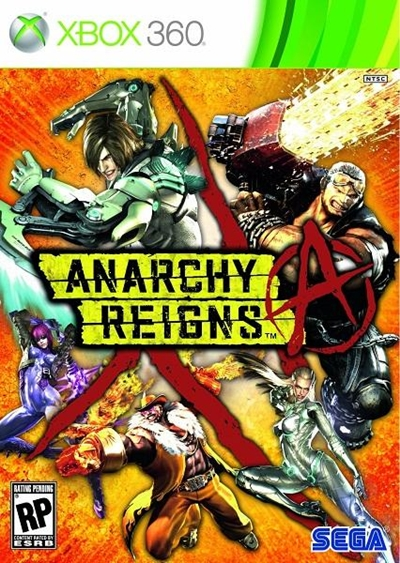 Anarchy Reigns Xbox 360 Region Free Descargar 2012