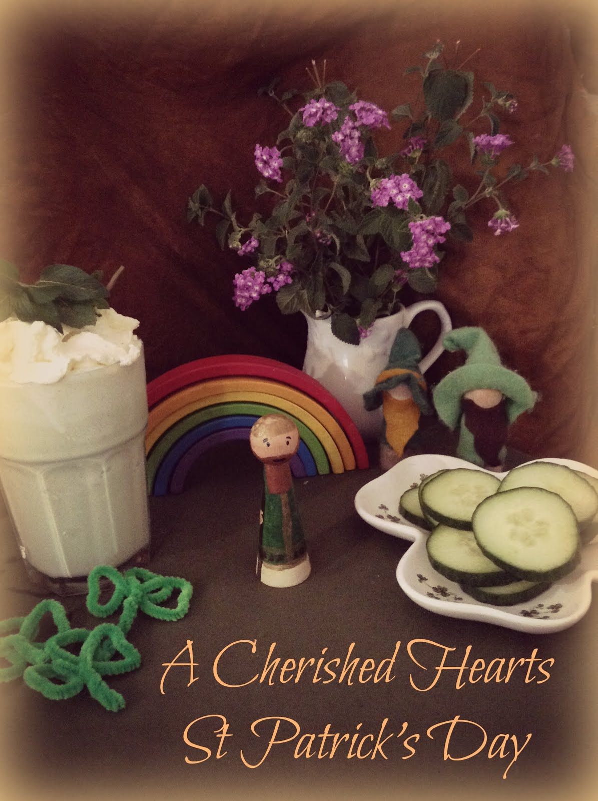My St Patrick's Day e-book!