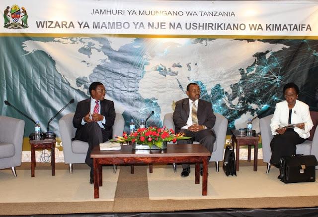 Mchango wa Diplomasia katika kufikia Dira ya Taifa 2025 wajadiliwa