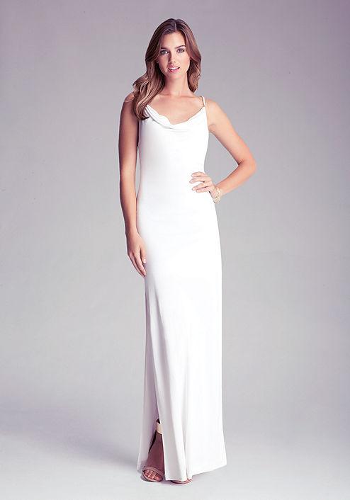 beyaz Bebe 2014 Lange Abendkleider