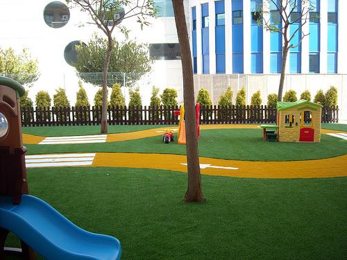 Jardin cesped artificial decorar tu casa es for Decoracion jardin artificial