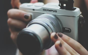 Taking Pictures with Olympus Camera