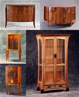 Incroyable Antique Wood Furniture Cabinets