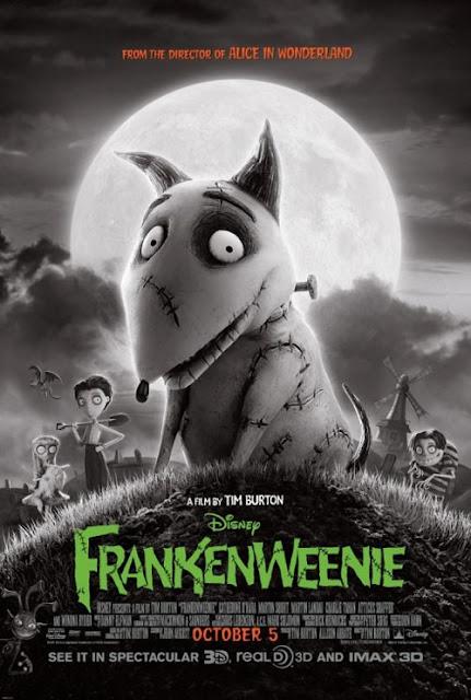 Frankenweenie แฟรงเคนวีนนี่ (2012) [Trailer]