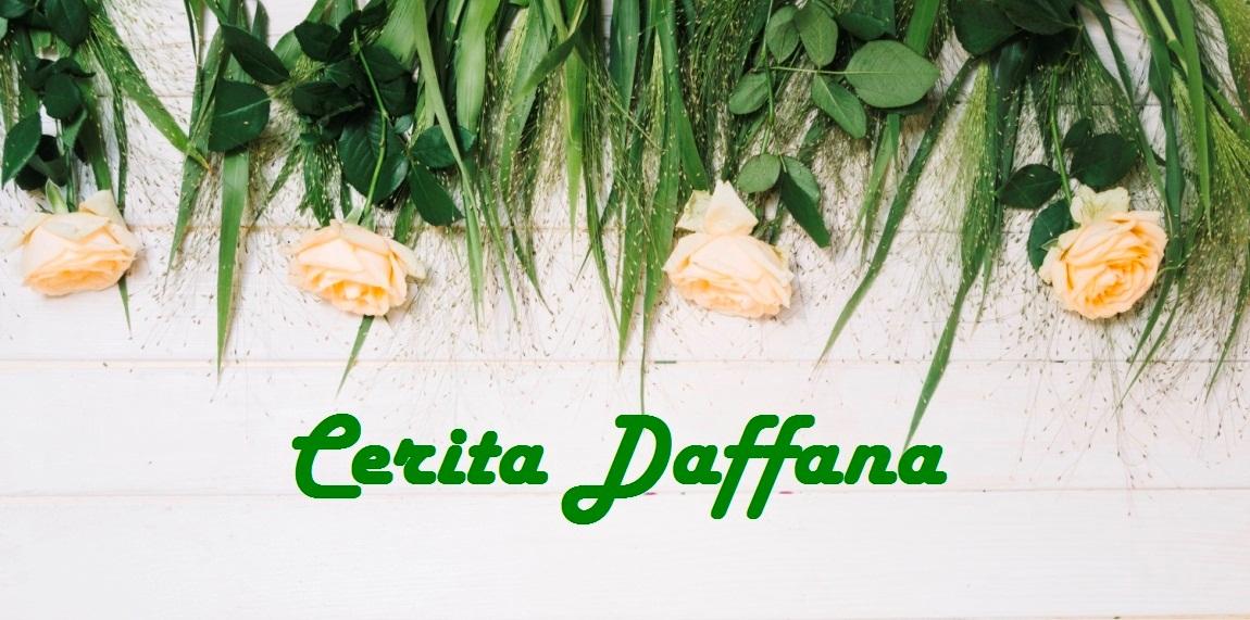 CERITA DAFFANA