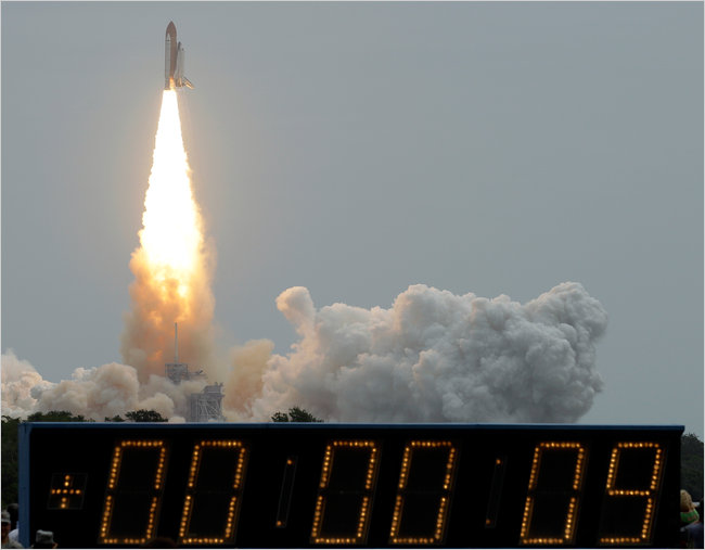 space shuttle launch today live - photo #3