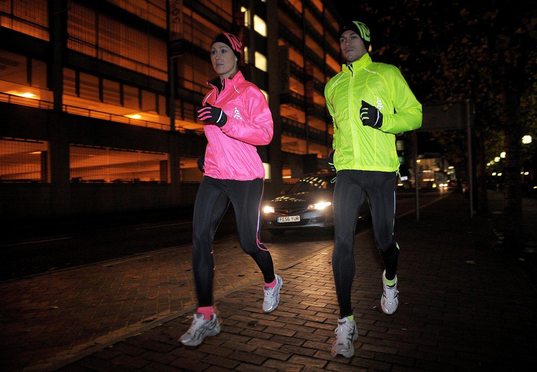 Fibre runners november 2012 for Hi viz running shirt