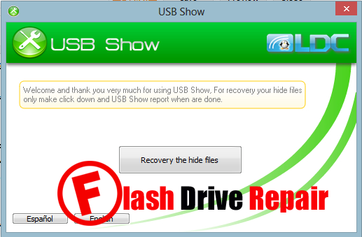 USB Show Software