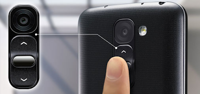LG with Fingerprint Sensors