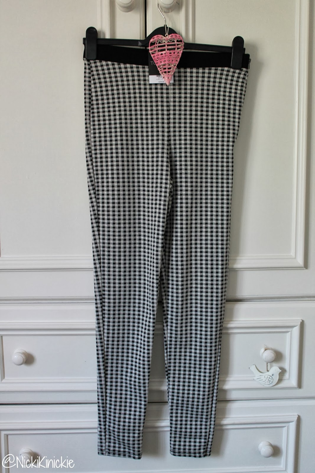 Topshop, Gingham, Treggings,