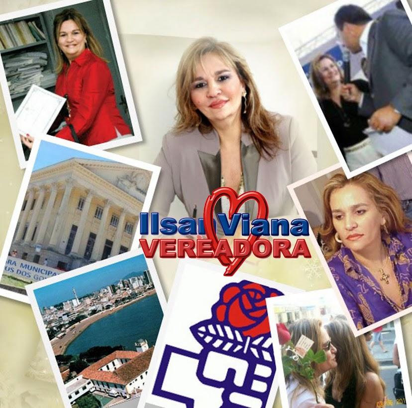 Vereadora Ilsan Viana