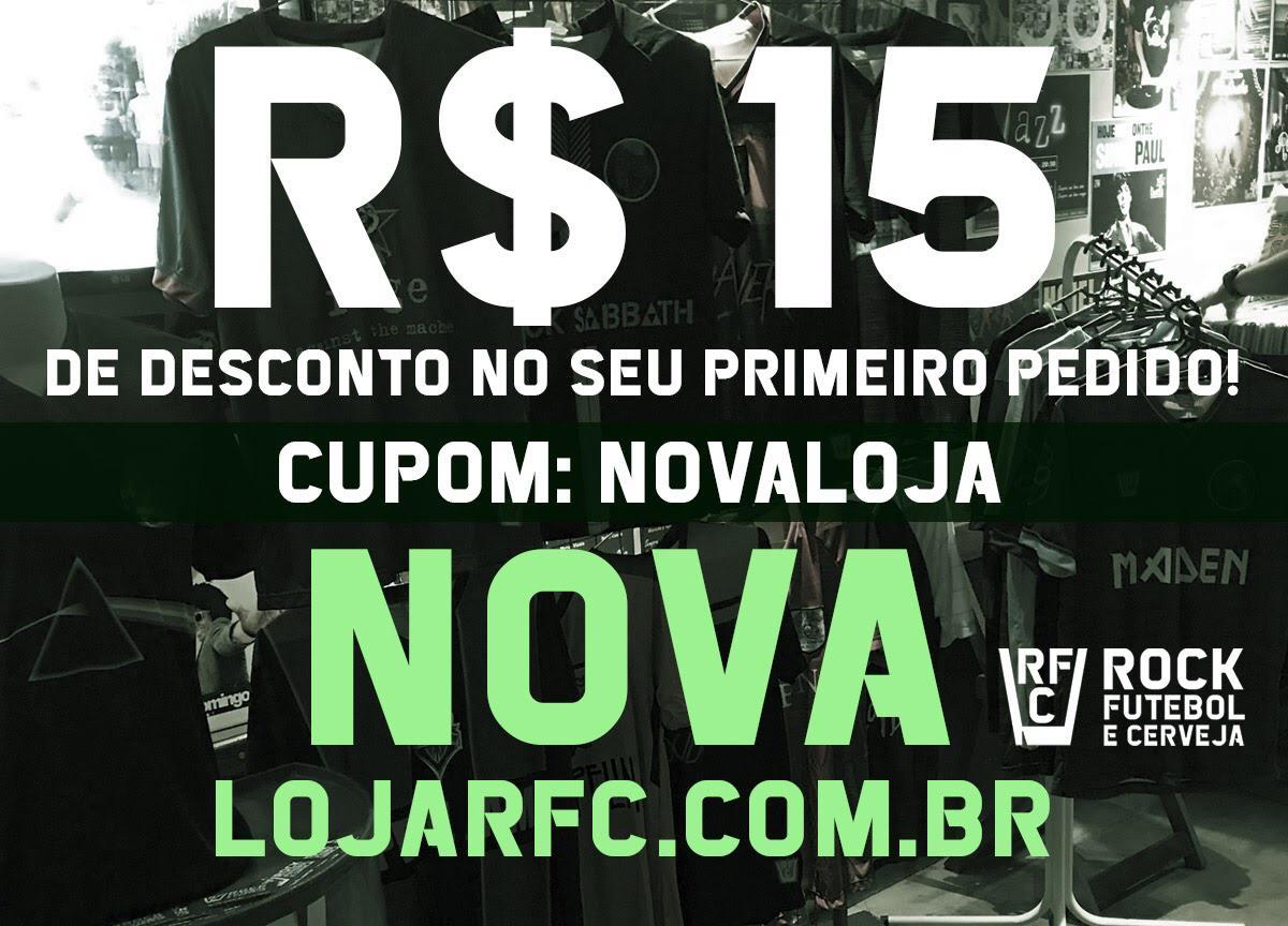RFC - ROCK FUTEBOL E CERVEJA!