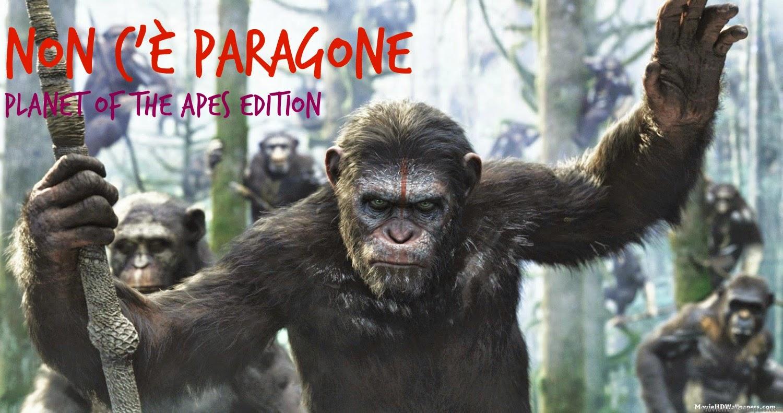 """Speciale """"Il pianeta delle scimmie"""""""