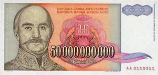 10 Negara Yang Pernah Mencetak Uang Dengan Angka Nominal Terbesar