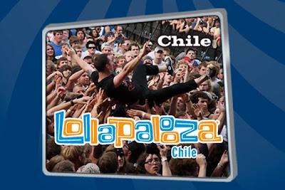 Lollapalooza Chile 2011 en Vivo Online