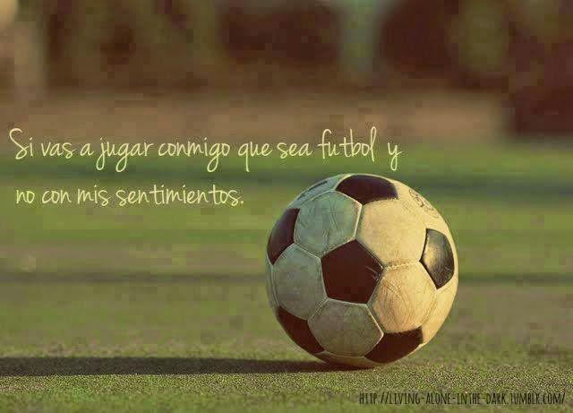 Frases de amor al futbol Imagenes bellas para whatsapp - Imagenes De Futbol Con Frases
