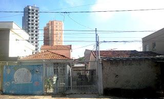 Rogério de Moura, Vila Santa Isabel São Paulo, Zona Leste