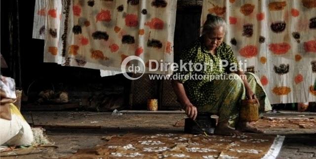 Fakta di Balik Popularitas Batik Bakaran Juwana Pati