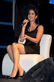 Katrina Kaif at unveil of Blackberry curve's party