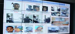 Capturado uno de cuatro delincuentes asaltaron banco Popular
