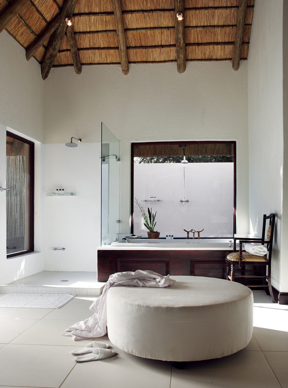 Flair for design south african ambiance - Pioneering bathroom designs ...