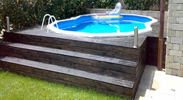 Rejas rancagua rejas para piscinas elevadas for Modelos piscinas de obra