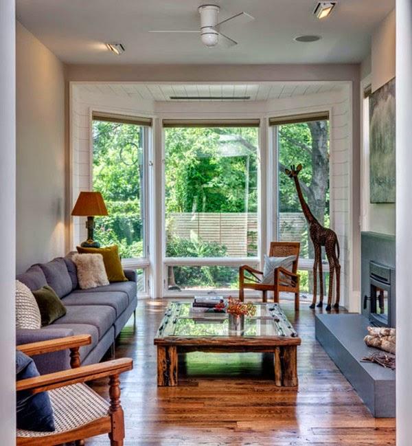 umbau küche ins wohnzimmer: -Wohngalerie: Gekonnt luftiger Umbau mit ...