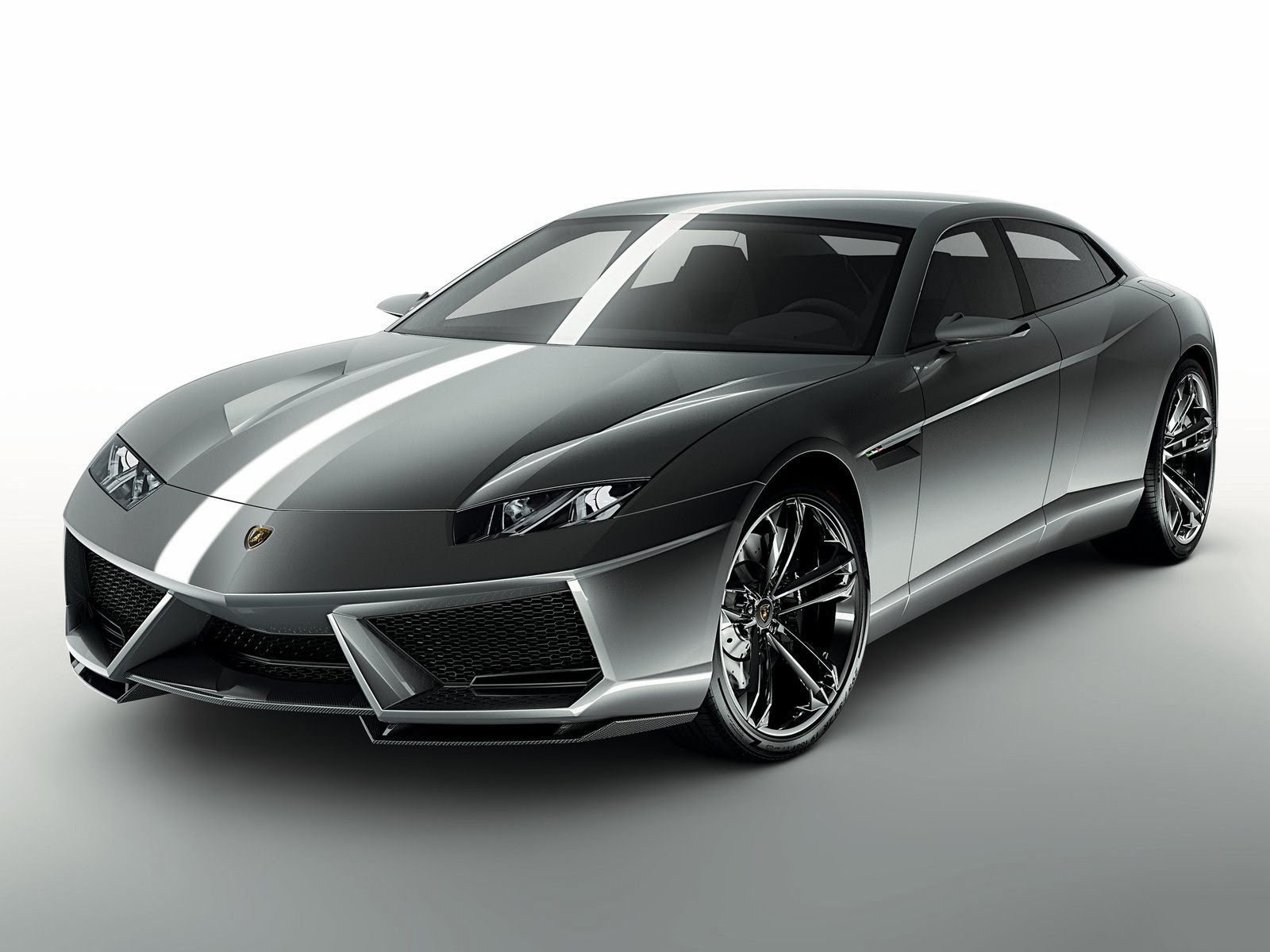 Lamborghini Estoque Concept Wide For Desktop - lamborghini estoque concept wide wallpapers