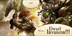 Dwarf Invasion!!!