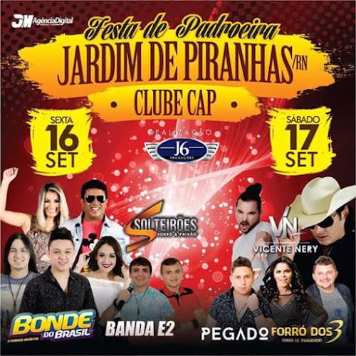 FESTA DE PADROEIRO EM JARDIM DE PIRANHAS/RN